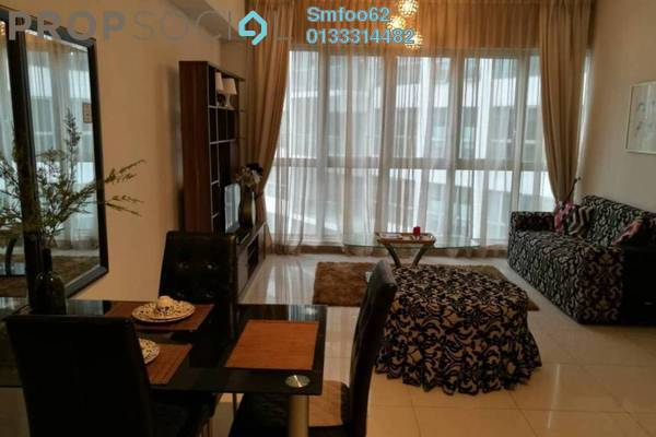 For Rent Condominium at Regalia, Putra Freehold Fully Furnished 1R/1B 2.5k