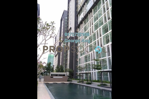 For Rent Serviced Residence at 3Elements, Bandar Putra Permai Leasehold Semi Furnished 1R/1B 900translationmissing:en.pricing.unit