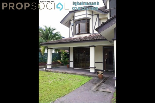 For Sale Bungalow at Taman Bukit Rinting, Pasir Gudang Freehold Semi Furnished 5R/5B 1.3m
