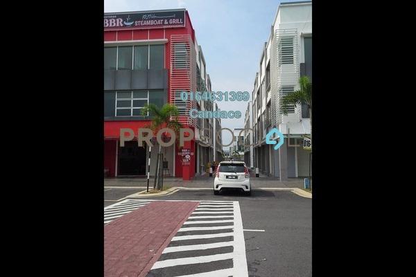 For Rent Shop at Eleven Avenue, Bandar Bukit Raja Freehold Unfurnished 0R/2B 3.39k