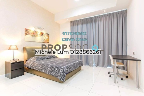 For Rent Serviced Residence at M Suites, Ampang Hilir Freehold Fully Furnished 1R/1B 1.9k