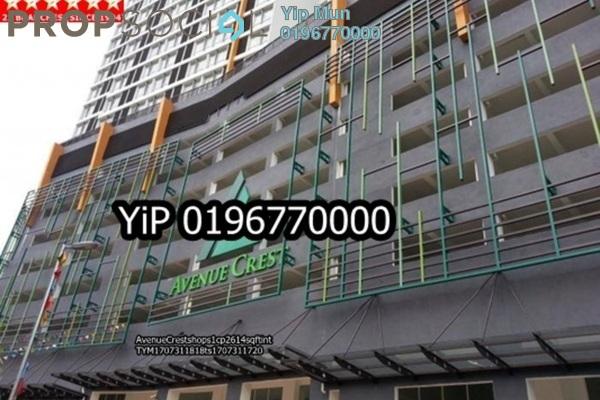 For Rent Shop at Avenue Crest, Shah Alam Freehold Semi Furnished 1R/1B 800translationmissing:en.pricing.unit