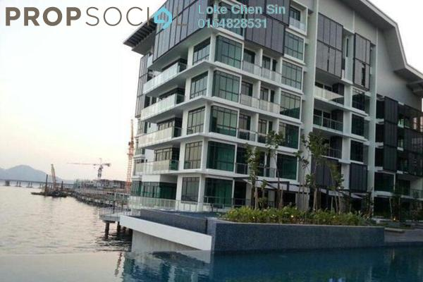 For Rent Condominium at The Light Collection II, The Light Freehold Fully Furnished 2R/2B 3.3k