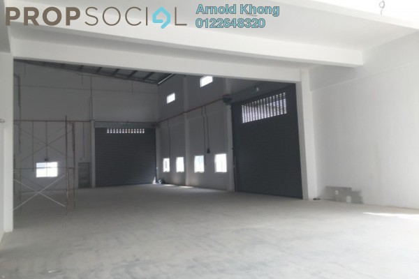 For Sale Factory at Saujana Technopark, Rawang Freehold Unfurnished 0R/0B 3.47m