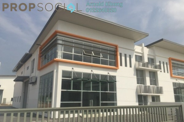 For Sale Factory at Saujana Technopark, Rawang Freehold Unfurnished 0R/0B 2.46m