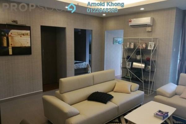 For Sale Condominium at Damai Vista, Green Lane Freehold Unfurnished 3R/2B 499k