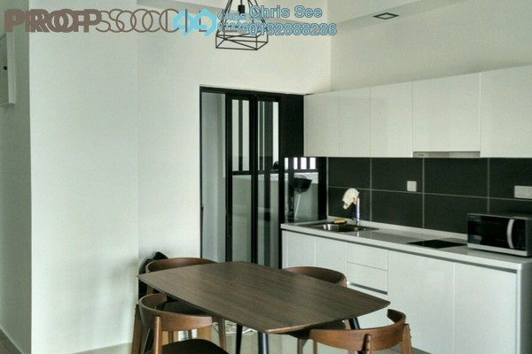For Rent Condominium at Glomac Centro, Bandar Utama Leasehold Fully Furnished 3R/2B 2.6k