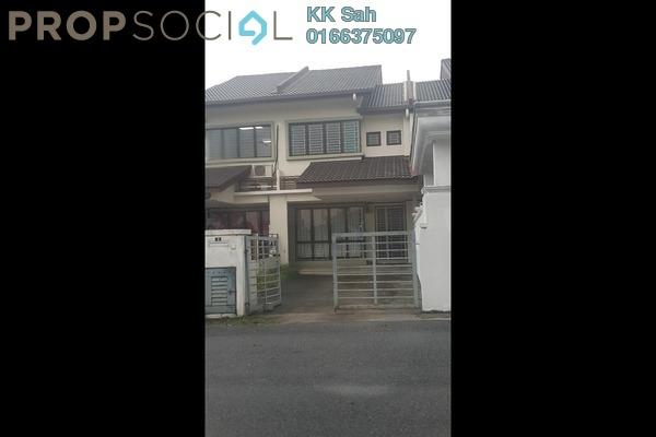 For Sale Link at Section 2, Bandar Mahkota Cheras Freehold Semi Furnished 4R/3B 558k