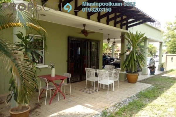 For Sale Terrace at The Corner @ Alam Damai, Alam Damai Freehold Fully Furnished 0R/4B 1.15m