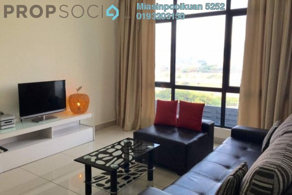 For Rent Serviced Residence at Amaya Maluri, Cheras Freehold Fully Furnished 3R/2B 2.5k