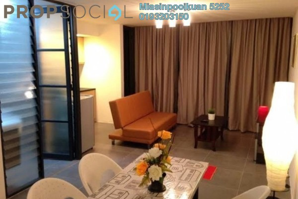 For Rent Condominium at Winchester, Ara Damansara Freehold Fully Furnished 1R/2B 1.5千