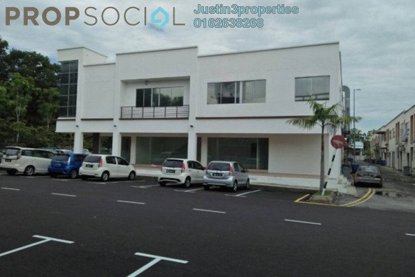 For Rent Shop at The Corner @ Alam Damai, Alam Damai Freehold Unfurnished 8R/2B 4.3k