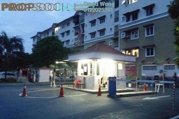 For Rent Apartment at Vistana Mahkota, Bandar Mahkota Cheras Freehold Fully Furnished 3R/2B 1.2k