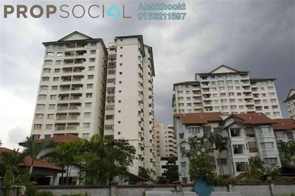 For Rent Condominium at Puncak Seri Kelana, Ara Damansara Freehold Semi Furnished 3R/2B 1.3k
