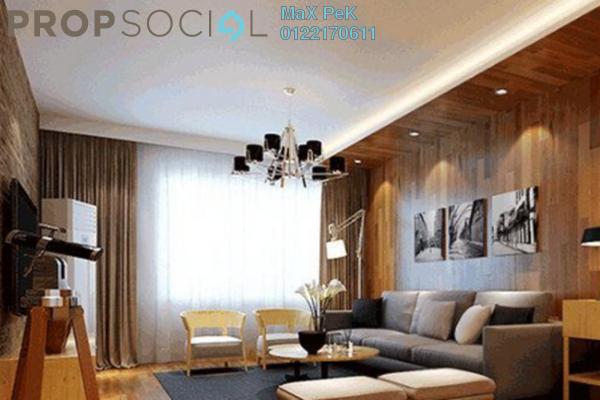 For Sale Condominium at Kiara Plaza, Semenyih Freehold Unfurnished 3R/2B 275k