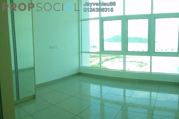 For Sale Condominium at Southbay Plaza @ Southbay City, Batu Maung Freehold Semi Furnished 2R/2B 810k