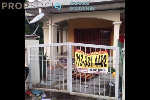 For Rent Terrace at Taman Melawati, Melawati Freehold Semi Furnished 2R/2B 1.3k