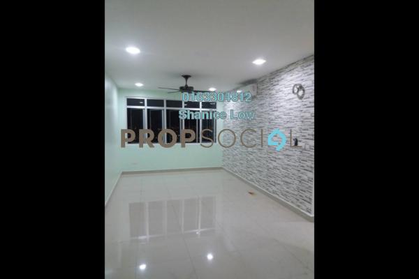 For Rent Condominium at 228 Selayang Condominium, Selayang Freehold Semi Furnished 3R/2B 1.4k