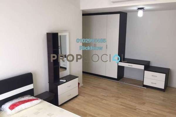 For Rent Condominium at Verdi Eco-dominiums, Cyberjaya Freehold Fully Furnished 1R/1B 1.6k