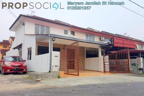 For Sale Terrace at Taman Kantan Permai, Kajang Freehold Semi Furnished 3R/2B 395k