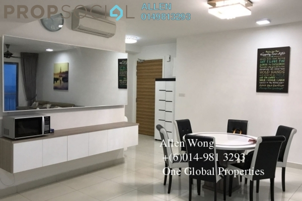 For Rent Serviced Residence at Imperia, Puteri Harbour Freehold Fully Furnished 3R/3B 4k