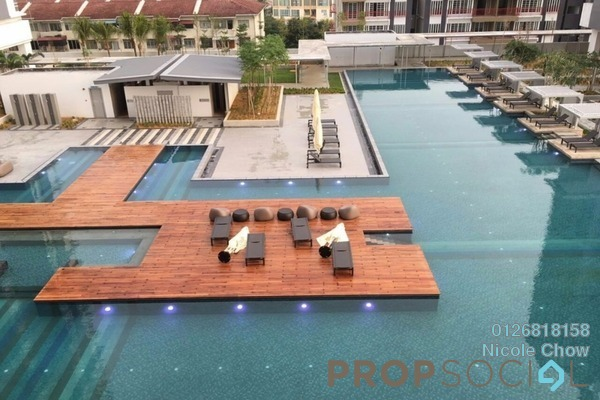 For Sale Condominium at Vina Versatile Homes, Cheras South Freehold Unfurnished 3R/2B 514k