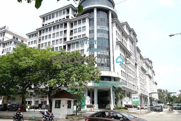 For Rent Office at Kelana Square, Kelana Jaya Freehold Unfurnished 0R/1B 1.5k