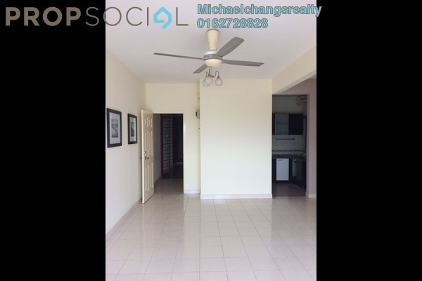 For Rent Condominium at Casa Puteri, Bandar Puteri Puchong Freehold Semi Furnished 3R/2B 1.1k