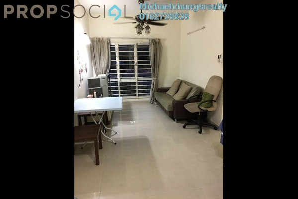 For Rent Condominium at Baiduri Courts, Bandar Bukit Puchong Freehold Semi Furnished 3R/2B 850translationmissing:en.pricing.unit