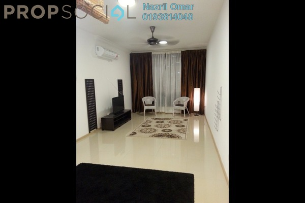 For Sale Serviced Residence at Vista Alam, Shah Alam Freehold Semi Furnished 2R/2B 480k