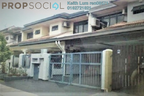 For Sale Terrace at Section 7, Kota Damansara Freehold Fully Furnished 3R/2B 599k