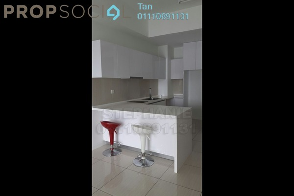 For Rent Condominium at The Elements, Ampang Hilir Freehold Semi Furnished 0R/1B 1.4k