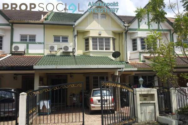 For Sale Semi-Detached at BRP 7, Bukit Rahman Putra Freehold Semi Furnished 4R/3B 810k