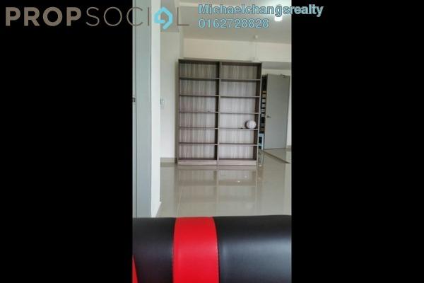 For Sale Serviced Residence at The Wharf, Puchong Freehold Semi Furnished 2R/2B 375k