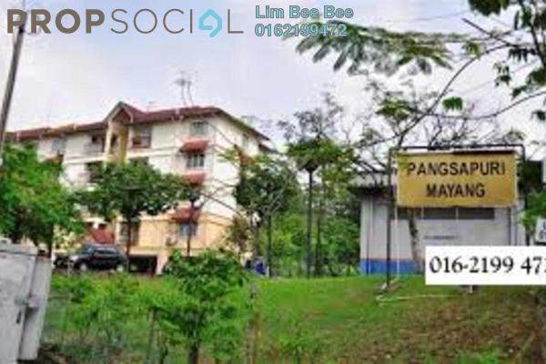 For Sale Apartment at Seri Kasturi, Bandar Kinrara Freehold Semi Furnished 3R/2B 360k