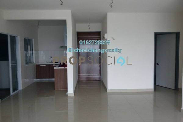 For Sale Condominium at Koi Prima, Puchong Freehold Semi Furnished 3R/2B 390k