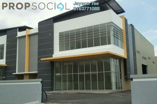 For Sale Factory at Semtec Park , Semenyih Freehold Unfurnished 0R/0B 3.1m