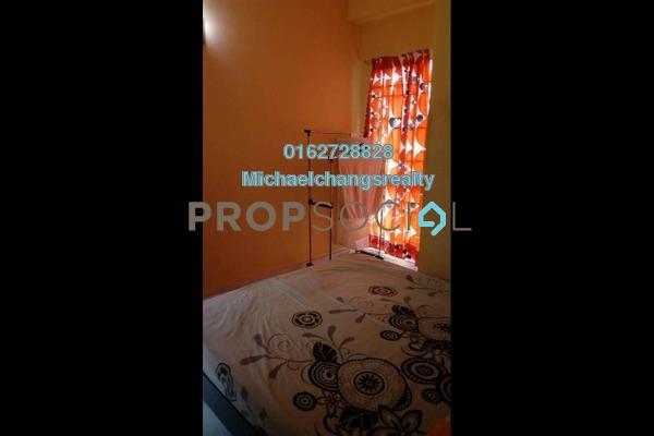 For Sale Apartment at Sutramas, Bandar Puchong Jaya Freehold Semi Furnished 3R/2B 310k