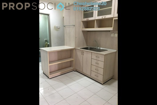 For Sale Apartment at Casa Venicia Greenview, Selayang Freehold Semi Furnished 0R/1B 200k