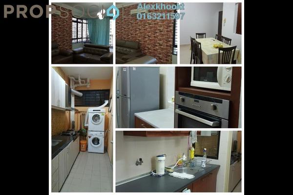 For Rent Condominium at Sri Putramas II, Dutamas Freehold Fully Furnished 3R/2B 2.1k