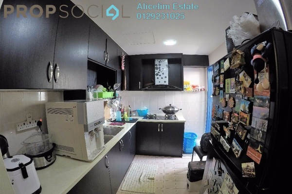 For Sale Apartment at Puchong Permata 1, Puchong Freehold Fully Furnished 3R/2B 259k