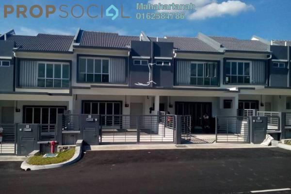 For Sale Terrace at Bandar Teknologi Kajang, Semenyih Freehold Unfurnished 4R/3B 645k