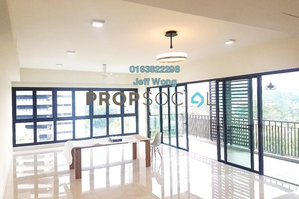 For Rent Condominium at The Greens, TTDI Freehold Semi Furnished 3R/5B 8.5k