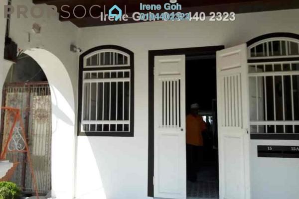 For Rent Shop at Lebuh Tye Sin, Georgetown Freehold Unfurnished 0R/0B 4k