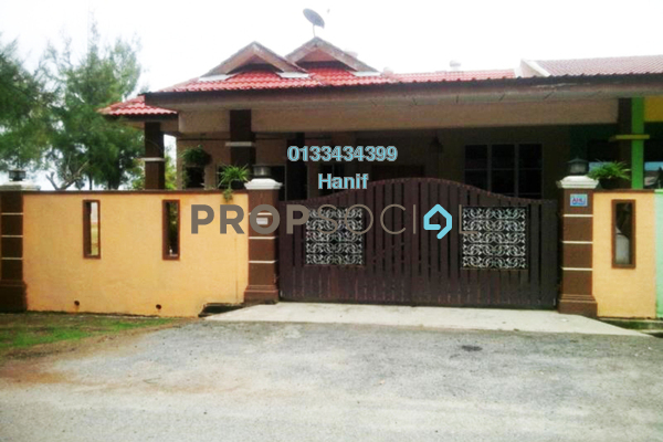 For Sale Semi-Detached at Crystal Bay, Bandar Melaka Freehold Fully Furnished 5R/2B 550k