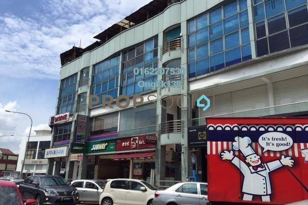 For Rent Shop at USJ 10, UEP Subang Jaya Freehold Unfurnished 0R/0B 9.8k