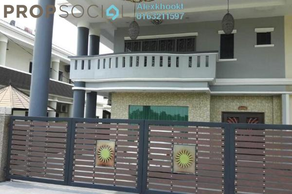For Sale Semi-Detached at Bandar Sungai Emas, Banting Freehold Fully Furnished 4R/3B 1.1m