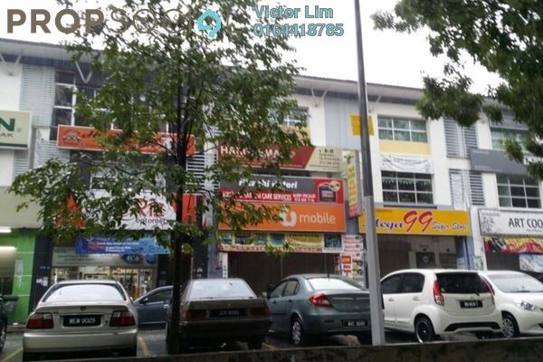For Rent Shop at Dataran Dwitasik, Bandar Sri Permaisuri Freehold Semi Furnished 0R/0B 8.5k