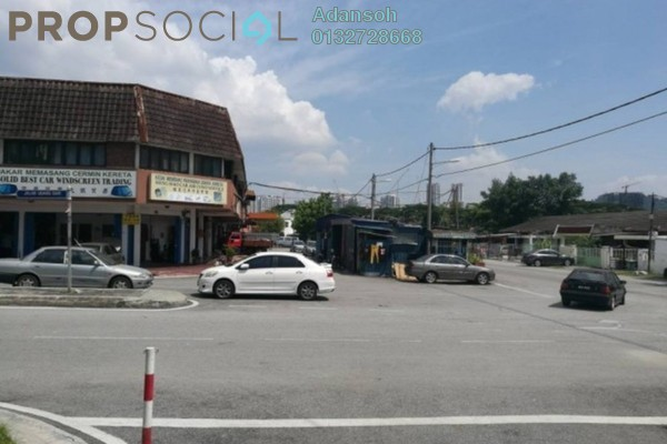 For Rent Shop at Taman Sri Segambut, Segambut Freehold Unfurnished 1R/2B 5k