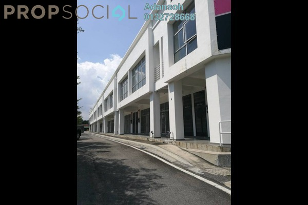For Rent Shop at Taman Sri Segambut, Segambut Freehold Unfurnished 1R/2B 1.65k